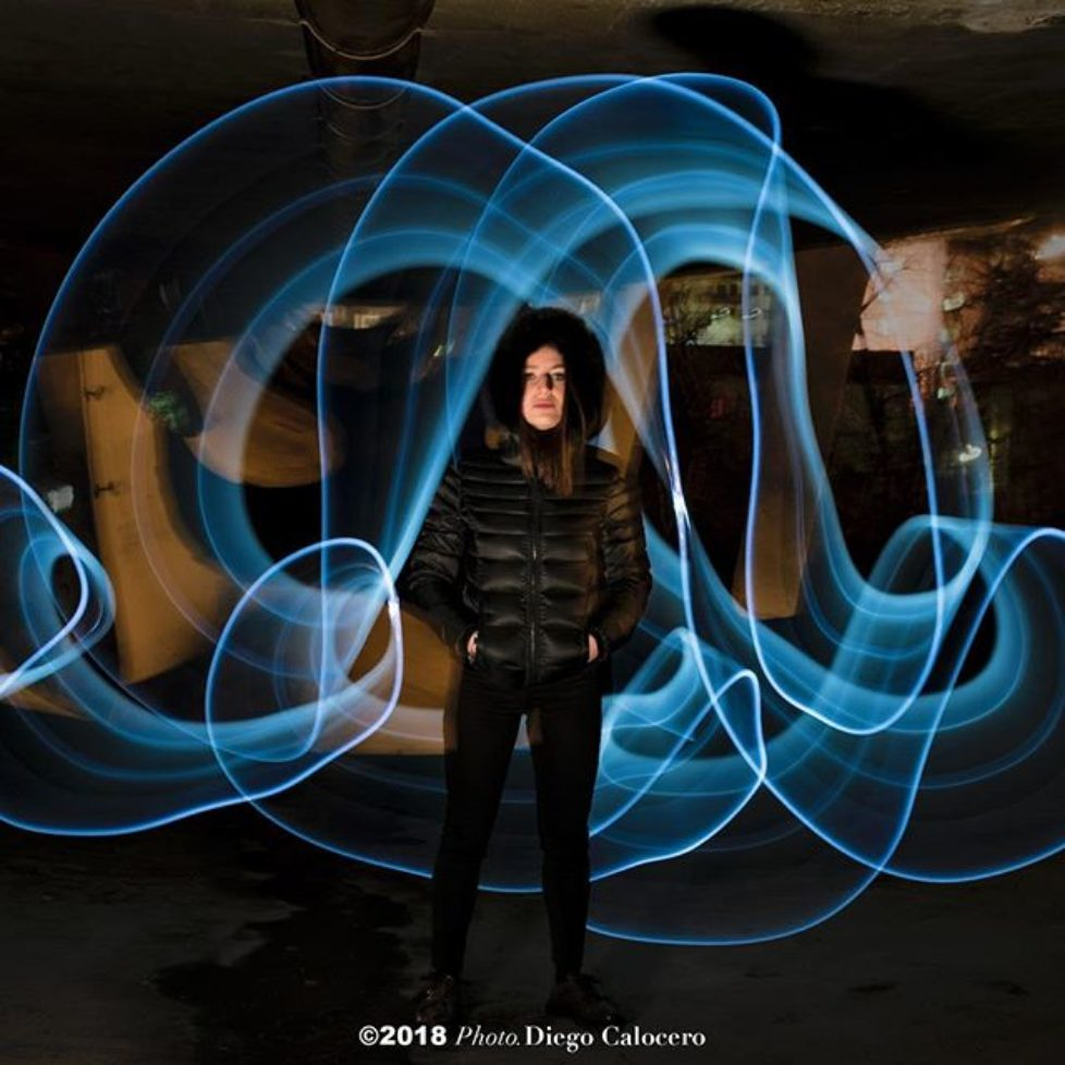 #design #lightpainting #photo #diegocalocero #model @shimobear